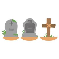 ハロウィン お墓 外国 セット