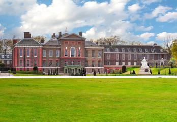 Kensington palace and gardens, London, UK