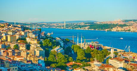 Bosporus Strait in Istanbul