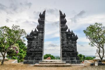 Balinese Hindu gates