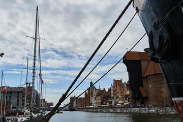 Hafenfest in Danzig