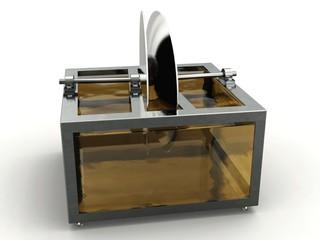 Perpetuum mobile (Capillary attraction)