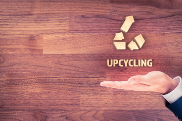 Upcycling concept