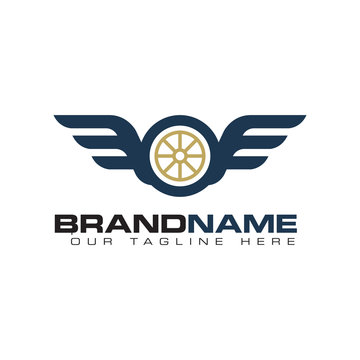 tire wing logo