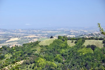 italian countryside and gorgeous views