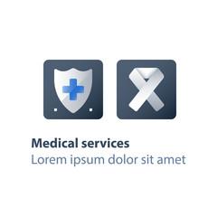AIDS concept, human immunodeficiency virus, medical services, health care program, preventive measures, medical test