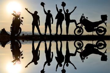 fantastic motorbike team and enjoyable trip