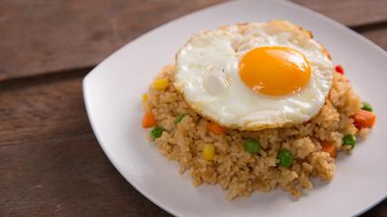 nasi goreng or fried rice