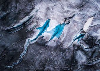 Glacier lake I