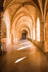 Corridor contributed towards the door