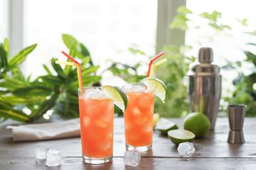 Deurstickers Cocktail Zombie Cocktail