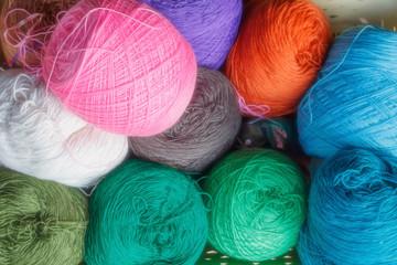 Thread Silk Colors / Multi-Color Thread Silks Dye Material For Woven Silk Handicraft.