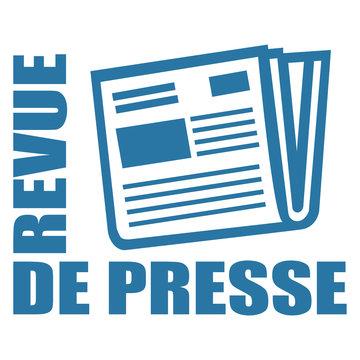 logo symbolisant une revue de presse