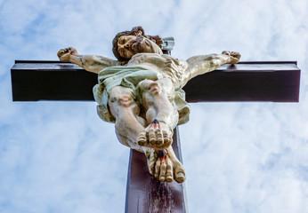 Jesuskreuz im Kloster Kreuzberg