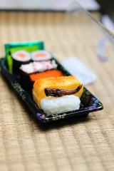Grasshopper Sushi Roll