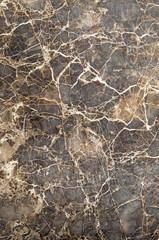 Polished colorful marble slab closeup