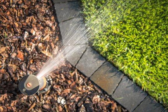 Garden Underground Sprinkler