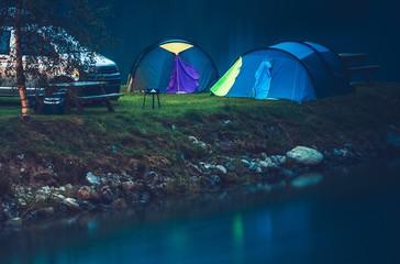 Waterfront Camping Spot