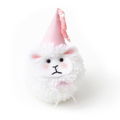 Pompon Schaf
