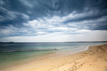 Summer Storm over Point Nepean