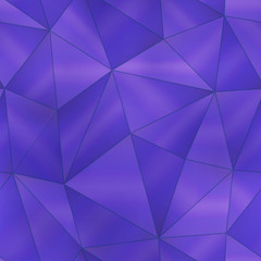 Purple triangle pattern