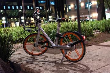 Urban Transportation bikes