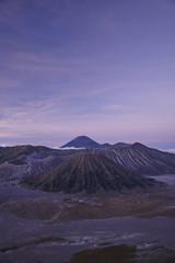 Bromo Vulcan in Indonesia
