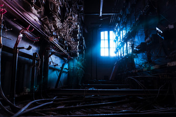 Lost place