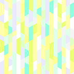 Geometric striped background. Seamless polygonal pattern. Abstract wallpaper of the surface. Print for polygraphy, posters, t-shirts and textiles. Universal texture