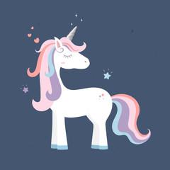 Cute Unicorn Princess, Magic creature.
