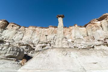 Wahweap Hoodoos in Grand Staircase-Escalante National Monument, Utah, USA