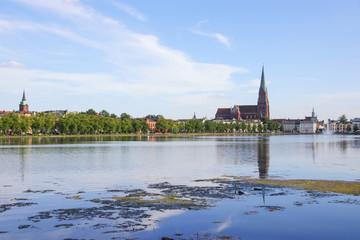 Schweriner Dom, Schwerin, Pfaffenteich