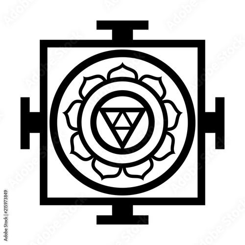Mandala Sacred Space Spiritual And Ritual Symbol In Hinduism And