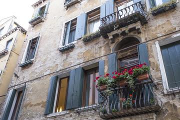 ヴェネツィア 街中風景