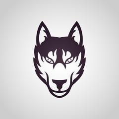 FOX vector logo icon illustration