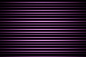 purple blinds stripes background with spot light effect in the middle