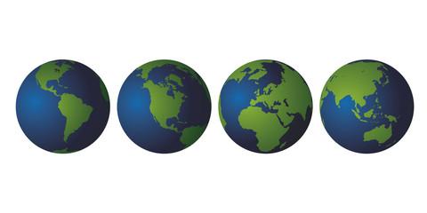 terre - environnement - planète - écologie - globe - monde - climat - protéger - orientation - sauver