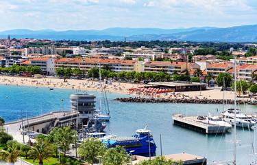 Hafen Strand Stadt Saint Raphael