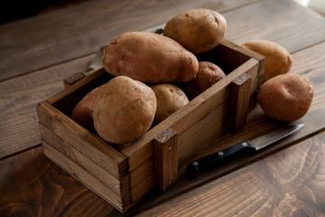 Patatas para cocinar