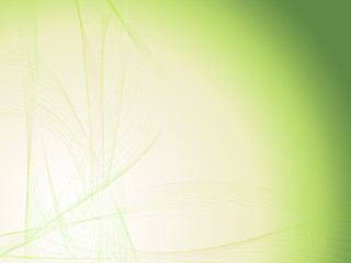 Nice abstract flame wave background with smooth gradient and very original shapes