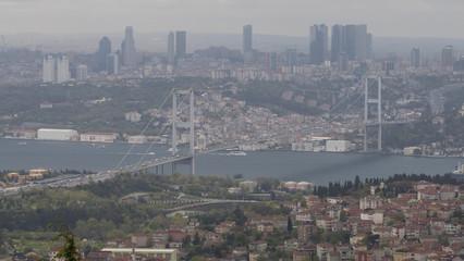 Cityscape , Bospurus Bridge