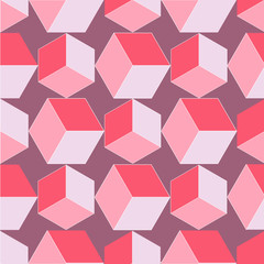 cubes background, rotate cubes, seamless cube background texture, colored blocks