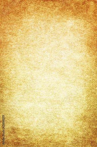 Grunge Orange Paper Background Old Paper Texture Vintage
