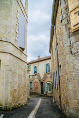 Wall Mural - Lectoure, Gers, Occitanie, France.