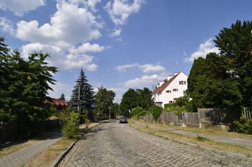 ドイツの田園都市(ベルリンのモダニズム集合住宅群):ガルテンシュタット・ファルケンべルク