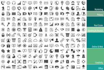BIG Business Iconset
