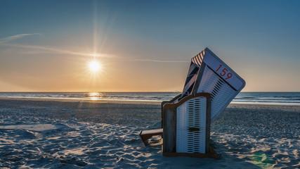 Sunset Norderney