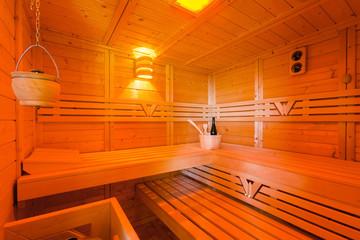 Sauna Zuhause im Eigenheim