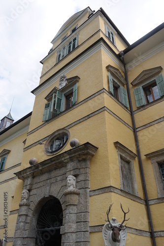 Haus Fassade Architektur Bauwerk Stock Photo And Royalty Free