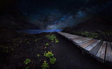 Way to Milky Way